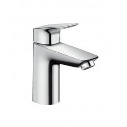 Hansgrohe Logis baterie umyvadlová 100 Push-open chrom