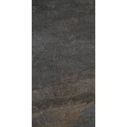 Dlažba Floorgres Walks/1.0 black 40x80 cm soft